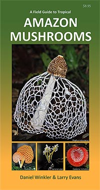 neotropical Amazon fungi field guide cover